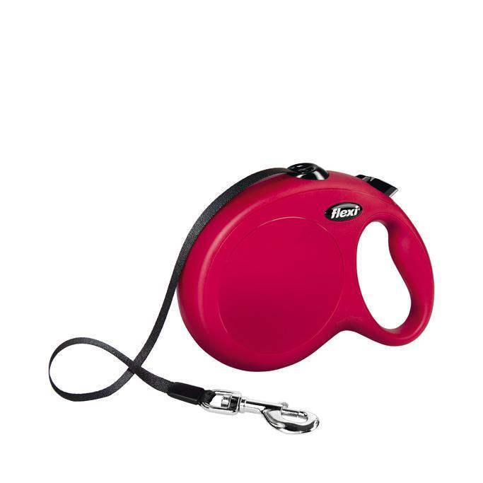 Flexikoppel New Classic 8 m - Röd