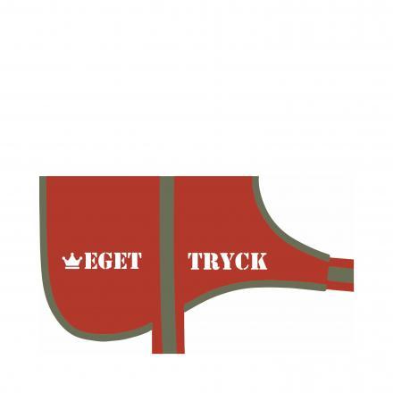 Designa Din Egen Reflexväst - Röd