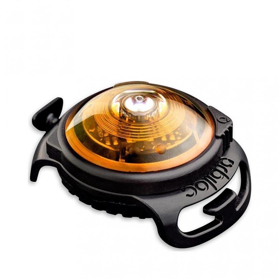 Orbiloc Säkerhetslampa - Gul