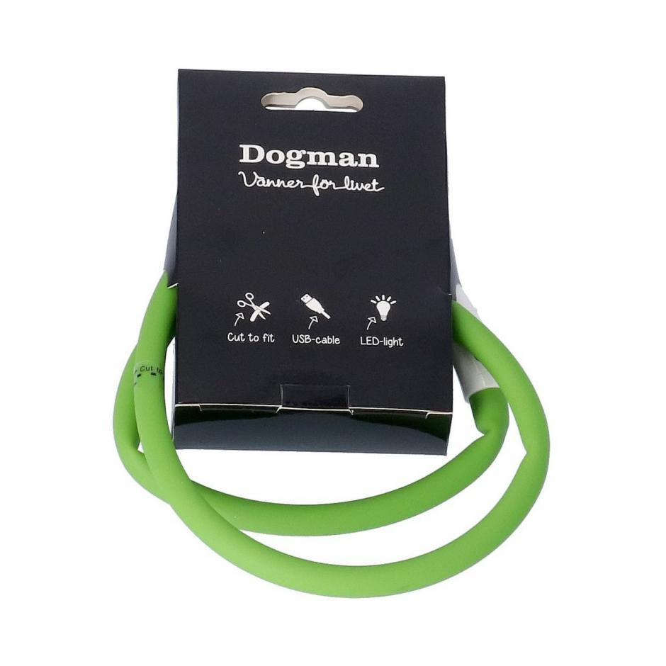 Dogman LED-ring - Grön