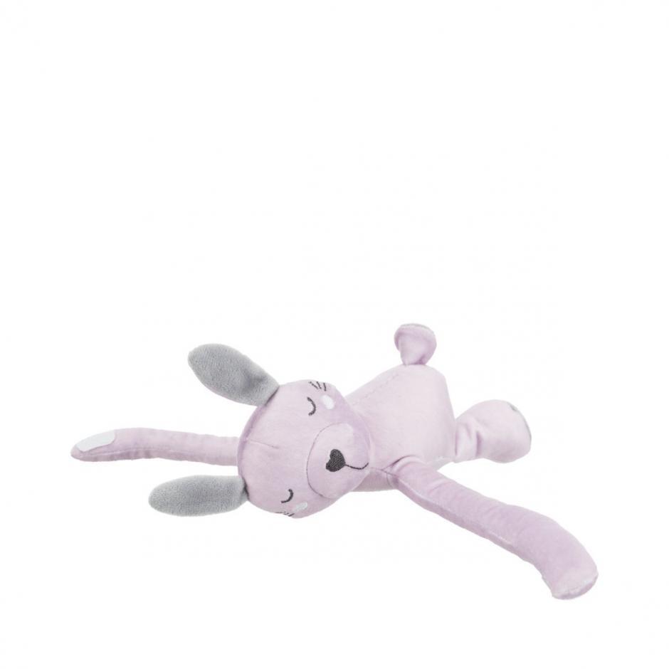 Junior Cuddly Set - Grå/Ljuslila