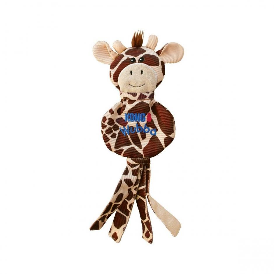 KONG Wubba No Stuff - Giraffe