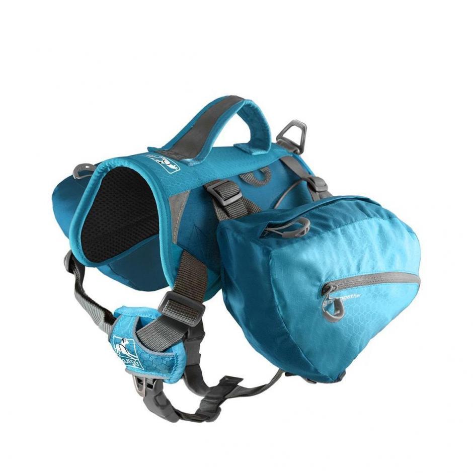 Kurgo Baxter Dog Backpack - Blå
