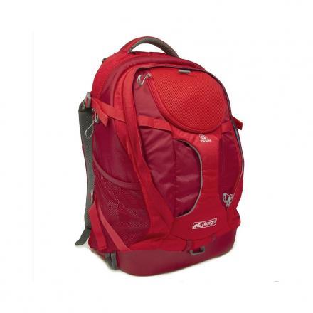 Kurgo G-Train Dog Carrier Backpack - Röd