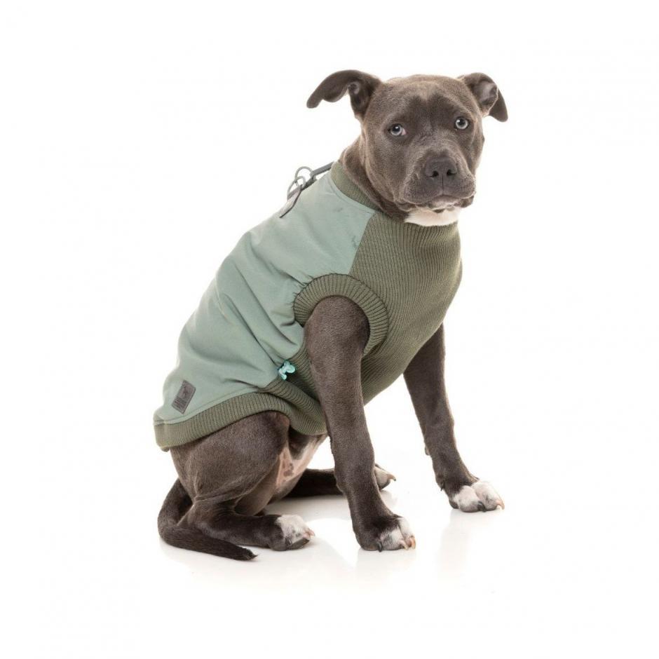 FuzzYard McGyver Hundjacka - Grön