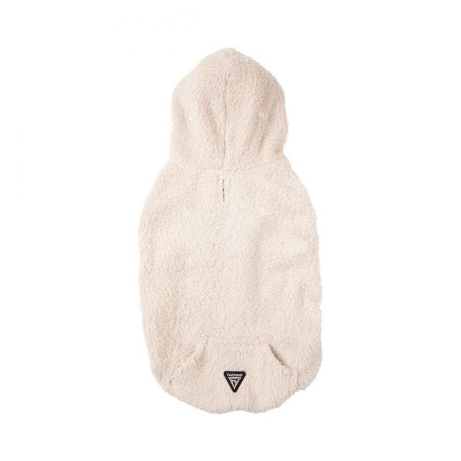 FuzzYard Teddy Hoodie - Winter Cream