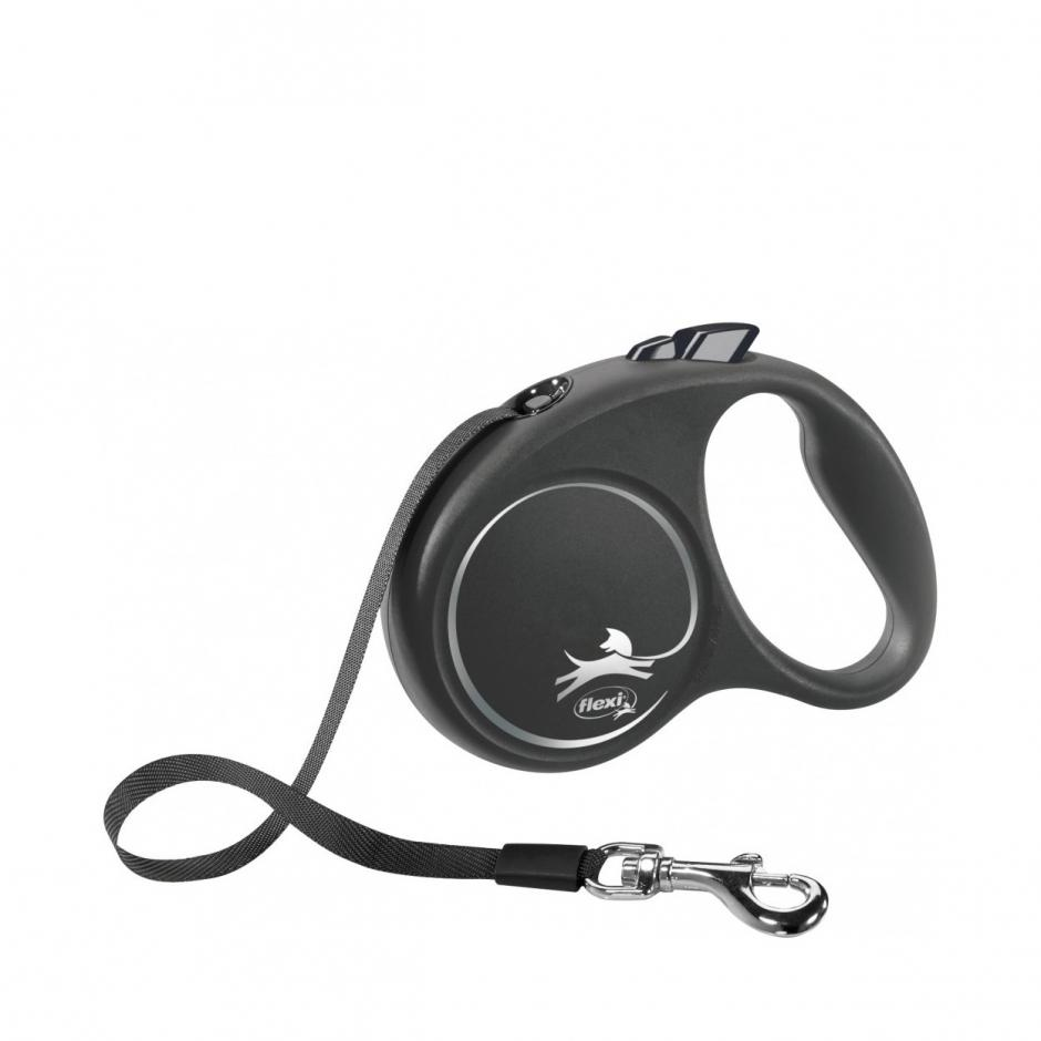 Flexikoppel Black Design 5 m - Hidden