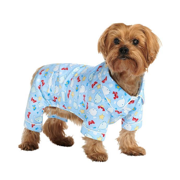 Bedtime Pyjamas - Blue Ocean