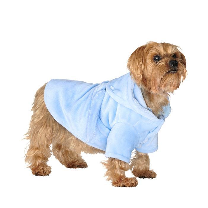Badrock för Hund - Blå
