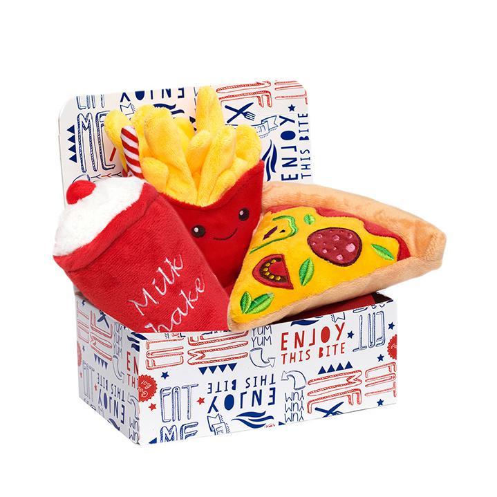 Meal Deal Box Hundleksak - Pizza