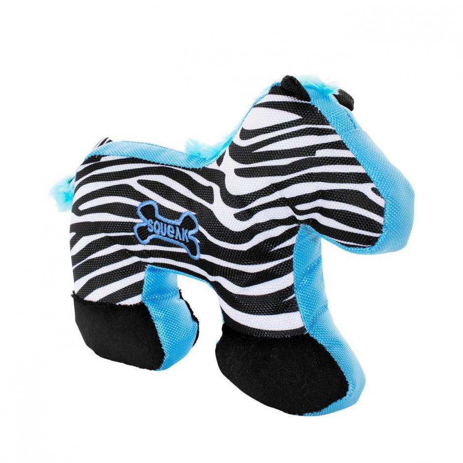 Wild Hundleksak - Zebra