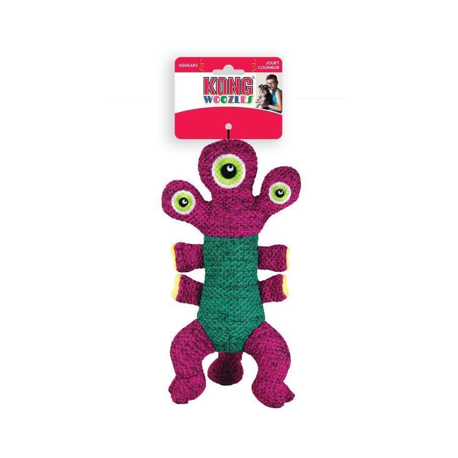 KONG Woozles - Pink