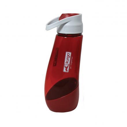 Kurgo Gourd Smart Vattenflaska - Röd