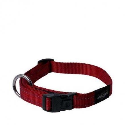 Rogz Halsband - Röd