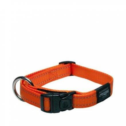 Rogz Halsband - Orange