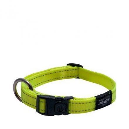Rogz Halsband - Gul