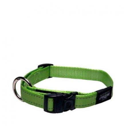 Rogz Halsband - Grön