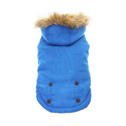 Alpine Hundjacka - Blå