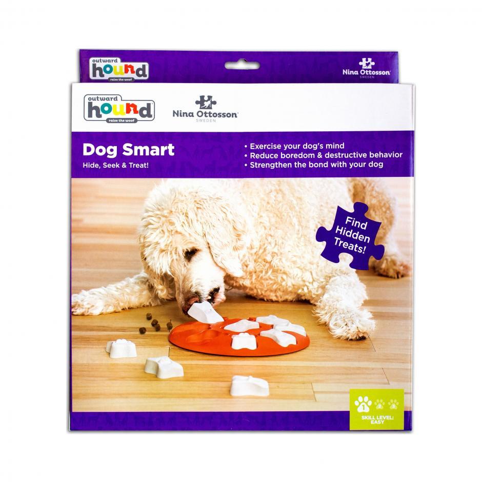 Dog Smart, Nivå 1 Aktivitetsleksak -