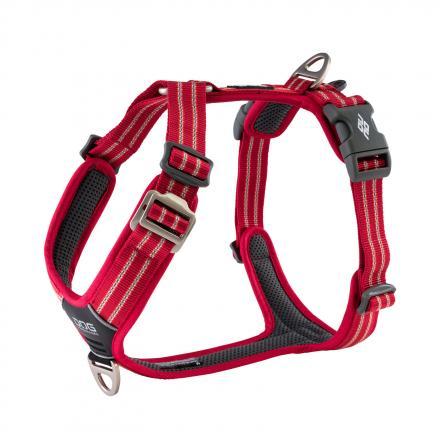 Dog Copenhagen Comfort Walk Air Harness Classic Red