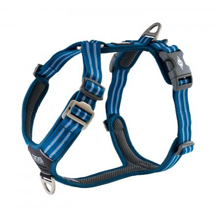 Dog Copenhagen Comfort Walk Air Harness Ocean Blue