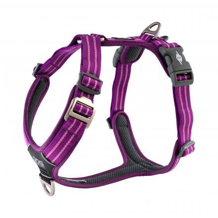 Dog Copenhagen Comfort Walk Air Harness Purple Passion