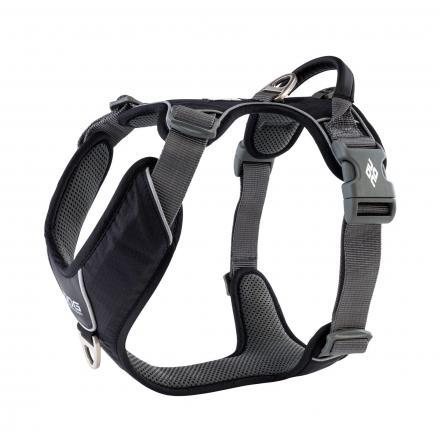 Dog Copenhagen Comfort Walk Pro Harness Black