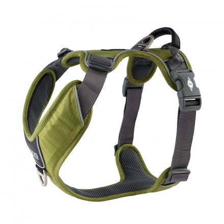 Dog Copenhagen Comfort Walk Pro Harness Hunting Green