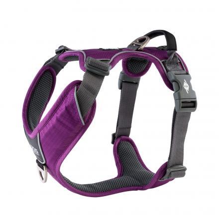 Dog Copenhagen Comfort Walk Pro Harness Purple Passion