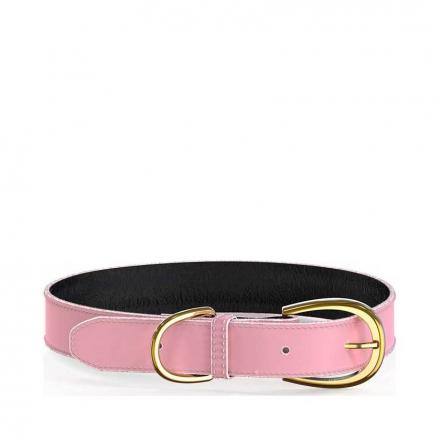 Swaggin Tails Halsband - Rosé