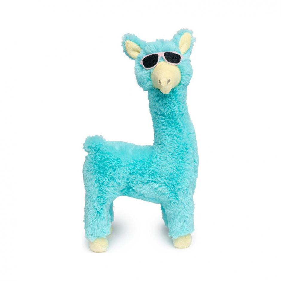 FuzzYard Plyschleksak - Blue Llama