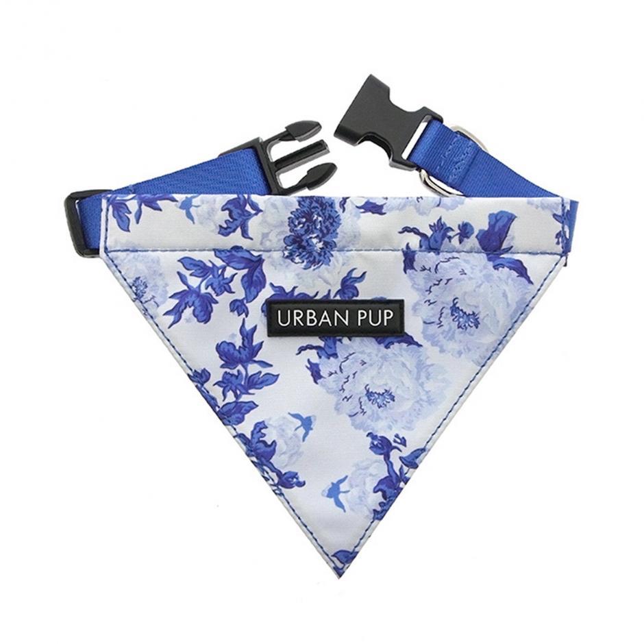 Urban Pup Bandana - Blue Floral