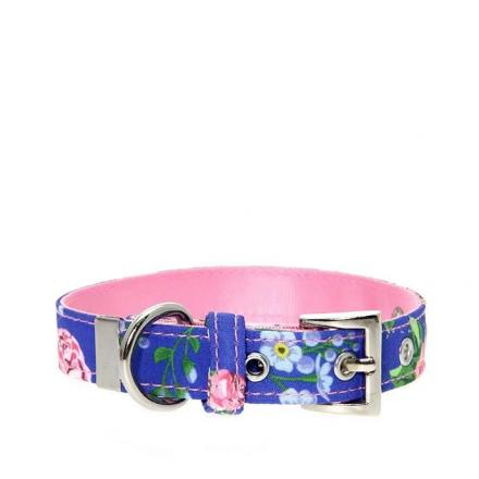 Urban Pup Halsband - Floral Burst