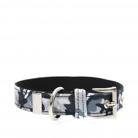 Urban Pup Halsband - Black Camouflage