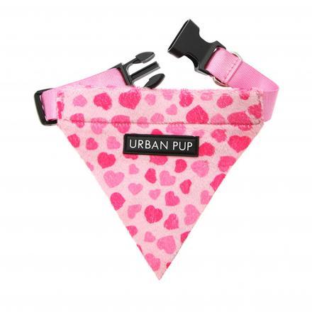 Urban Pup Bandana - Hearts