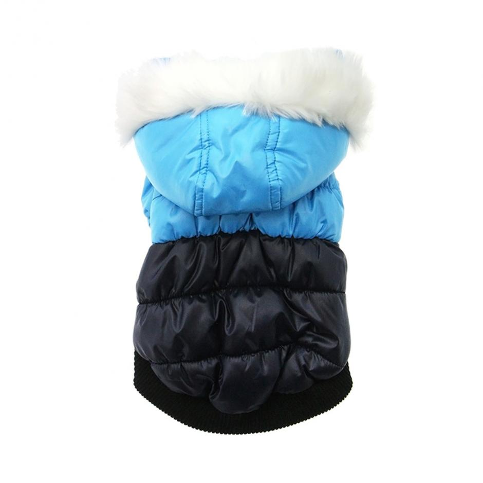 Thermo Hundjacka - Blå