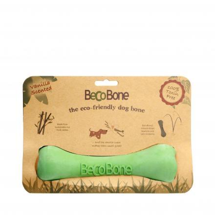 Beco Bone Hundleksak - Grön