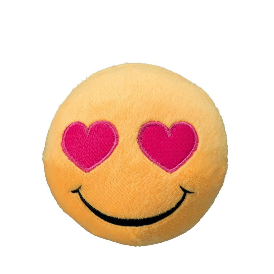 Emoji Hundleksak - Kär