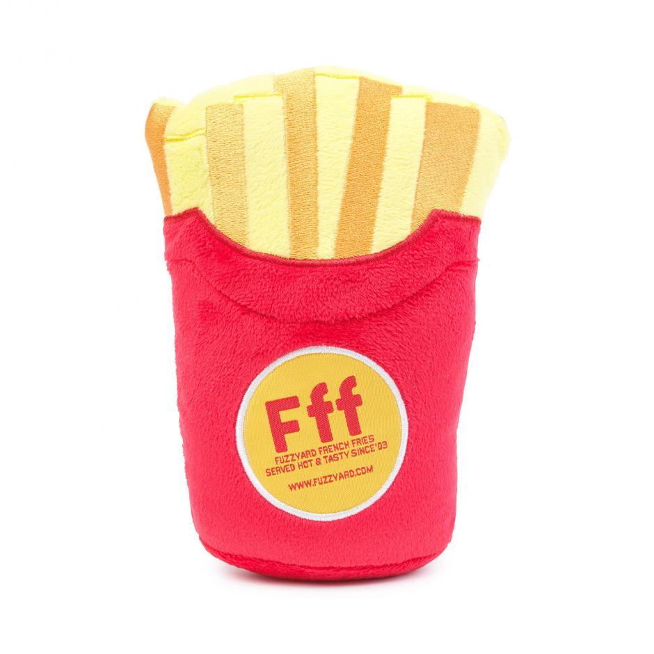 FuzzYard Plyschleksak - French Fries