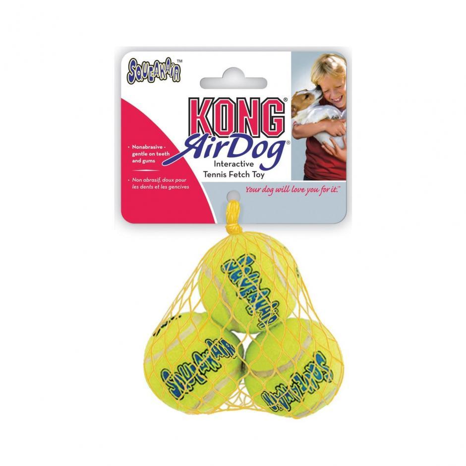 KONG AirDog Squeakair Ball -