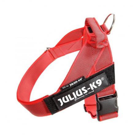 Julius-K9 C&G Sele - Röd