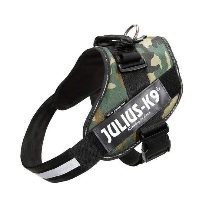 Julius-K9 IDC Sele Camo - Size: 3