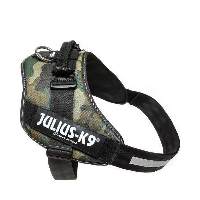 Julius-K9 IDC Sele Camo - Size: 4