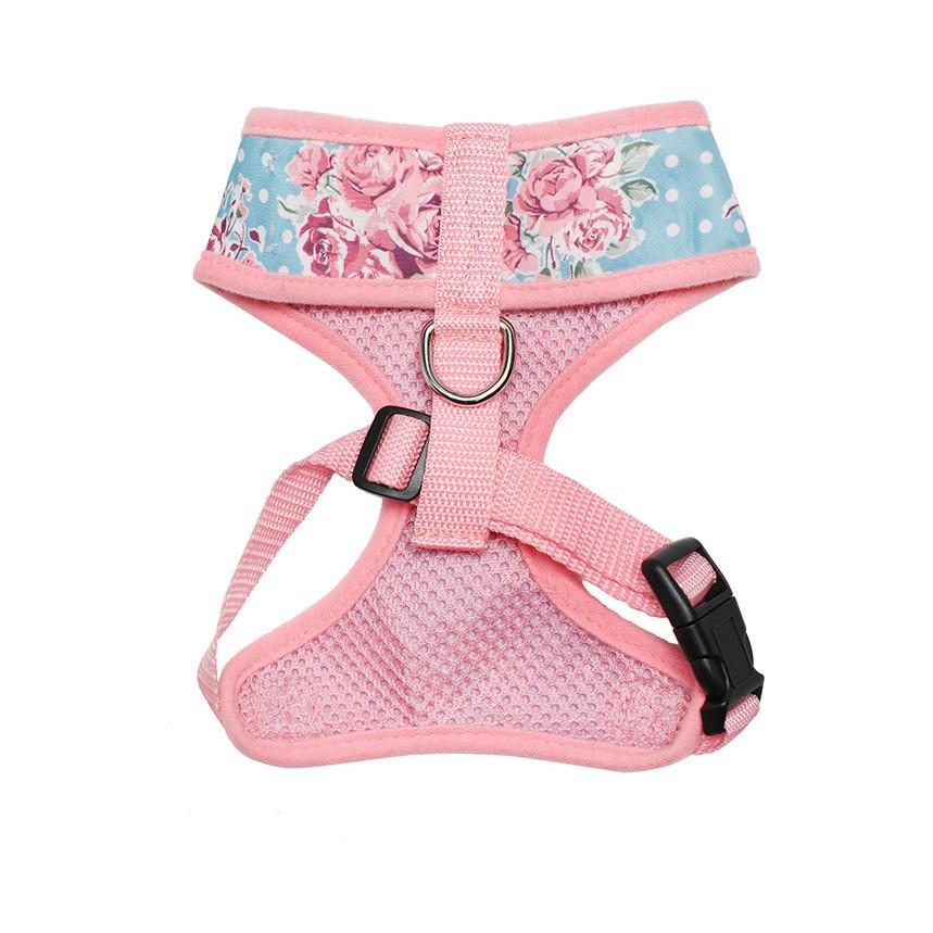 Urban Pup Harness - Vintage Rose