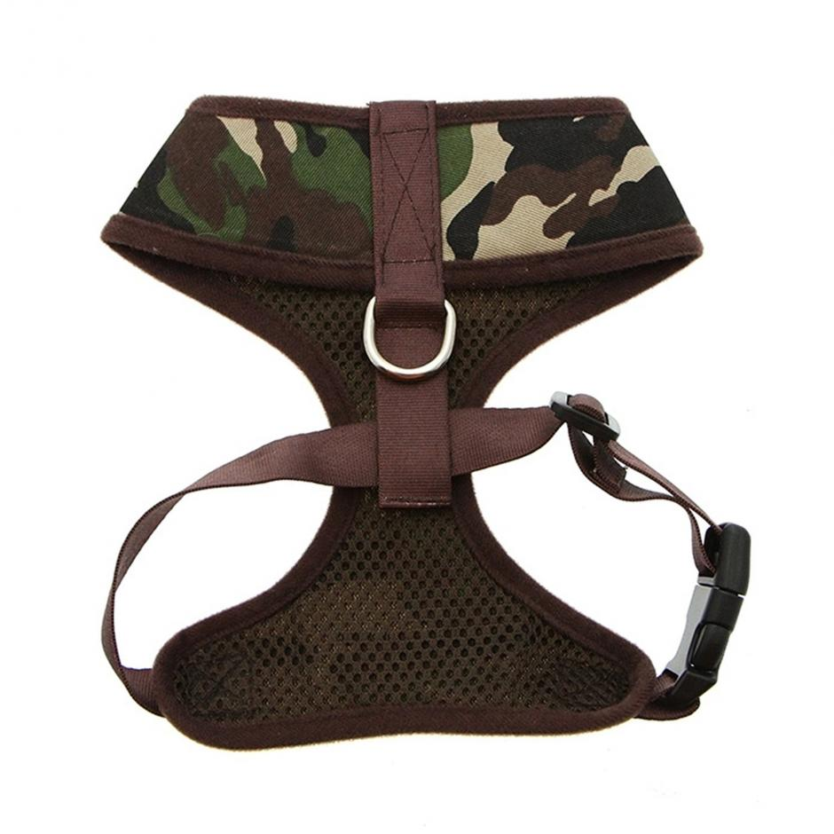 Urban Pup Harness - Camouflage
