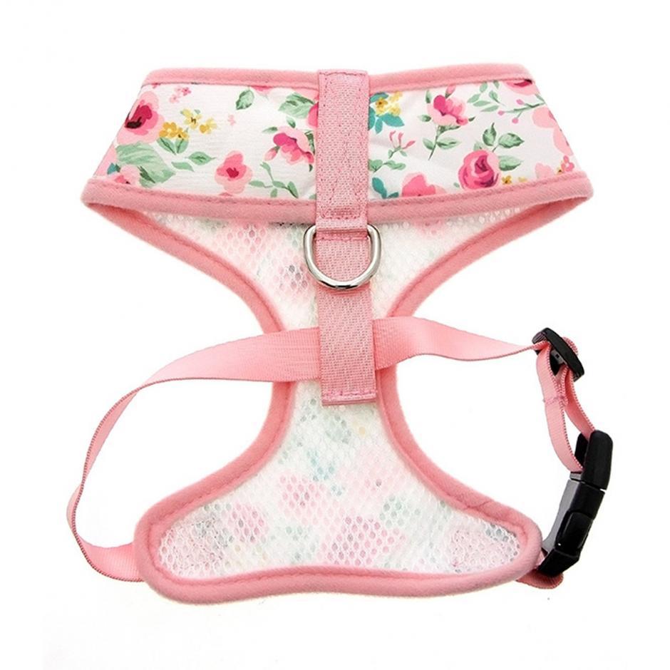 Urban Pup Harness - Pink Cascade