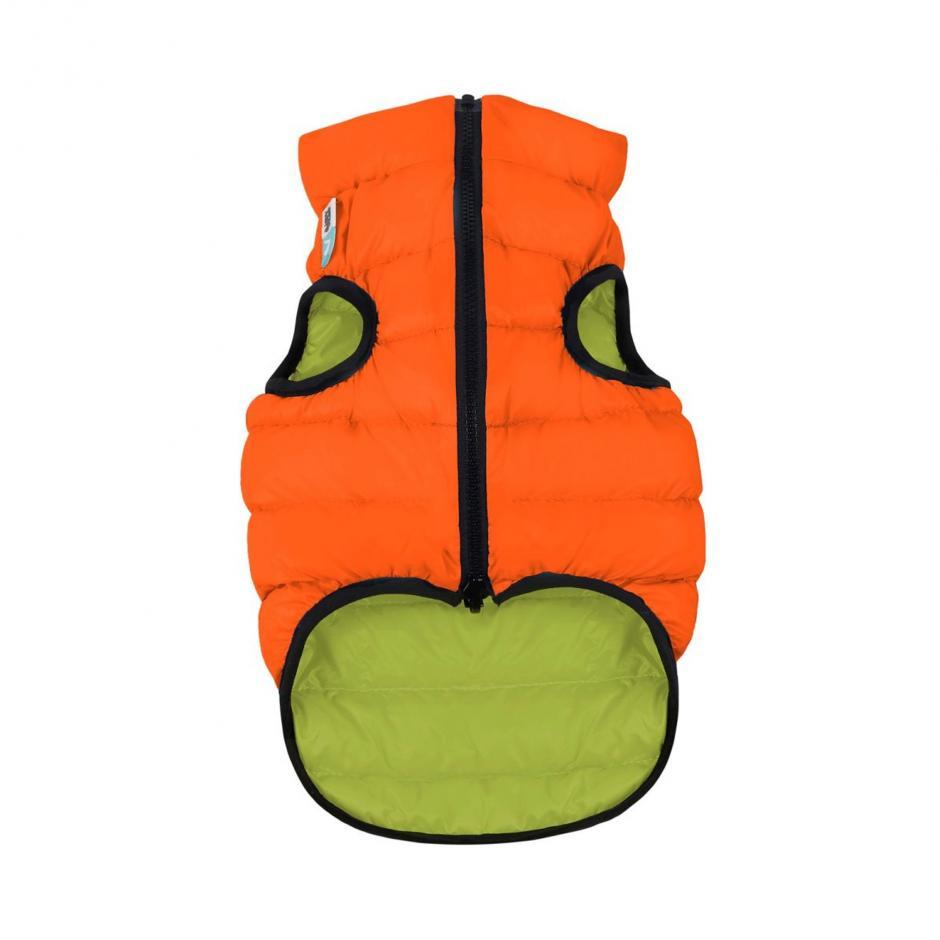 Airy Vest Hundväst - Orange/Grön