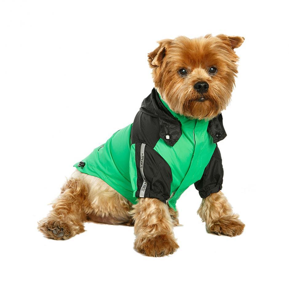 Urban Pup Regnjacka - Grön