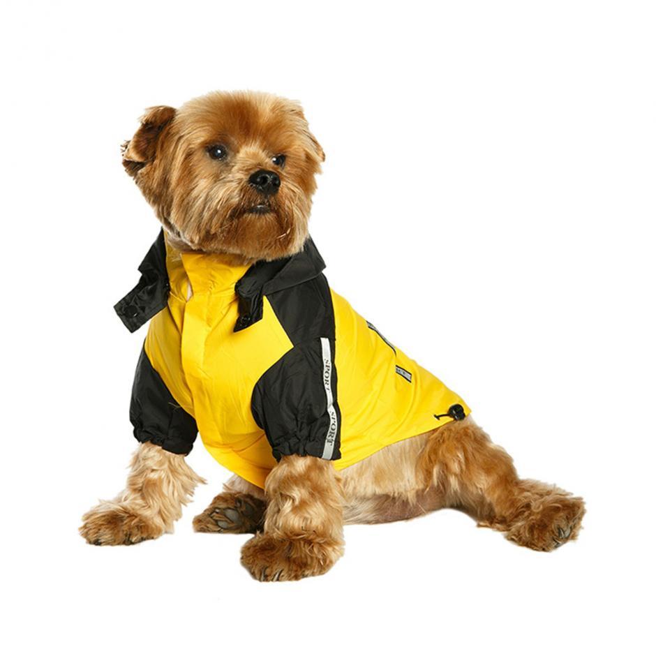 Urban Pup Regnjacka - Gul