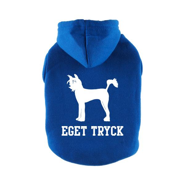 Designa Din Egen Hoodie Hundtröja - Blå